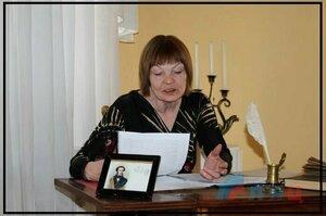 Ушла из жизни сотрудник литературного музея Даля Любовь Кульбацкая