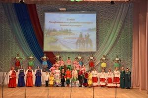 Второй этап фестиваля казачьей культуры прошел в Красном Луче