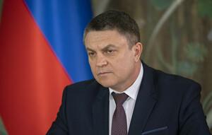 Заявление главы Луганской Народной Республики Леонида Пасечника
