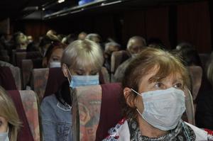 Жители Алчевска отправились в РФ для участия в голосовании на выборах в Госдуму
