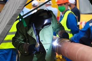 Команды краснолучских и антрацитовских газовщиков победили в конкурсе профмастерства