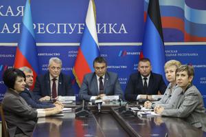 LPR, DPR to create common economic, customs space - Pasechnik
