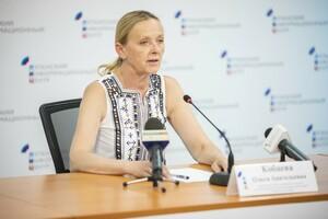 Кобцева призвала украинцев присмотреться к поведению представителей Киева на переговорах