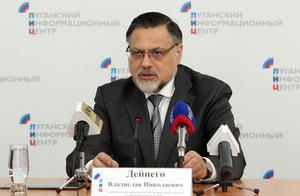 Donbass demands Ukrainian army chief disavow statement about return fire - Deinego