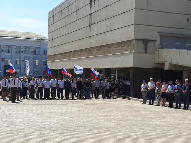 Краснодонский район