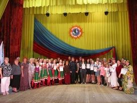 Второй этап фестиваля казачьей культуры прошел в прифронтовом Кировске