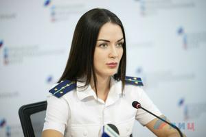 Генпрокуратура за неделю проконсультировала жителей ЛНР по 10 жалобам на ВСУ в ЕСПЧ