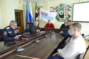 Участники прошедшего в Ровеньках круглого стола обсудили тему интеграции ЛНР с Россией