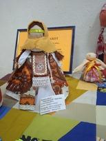 Выставка работ луганских мастеров открылась в ЛЦНТ в рамках казачьего фестиваля