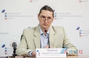 """Журналист Андрей Чернов: """"Книга Мендель говорит о ее намерении идти в политику"""""""