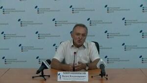 22 июля. Брифинг о вступительной кампании в ЛГУ имени Владимира Даля