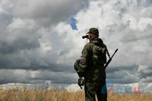 Работы у КПВВ, где был захвачен наблюдатель СЦКК, велись длительное время - жена офицера