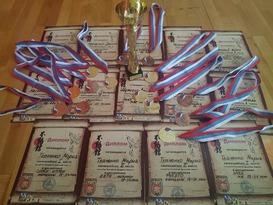 Каратисты из ЛНР завоевали 14 медалей на всероссийских соревнованиях в Иваново