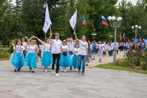 Студенты Республики приняли участие в прошедшем в Луганске фестивале #СтудFest