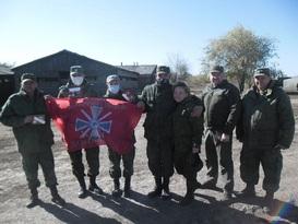 Председатель ОП ЛНР вручил медали 15 защитникам Донбасса