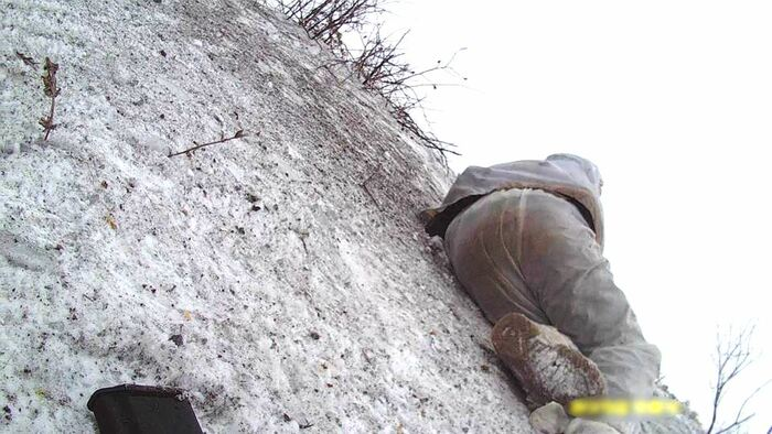 Битва за высоту 307,9 под Санжаровкой