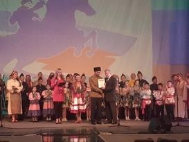 Второй этап фестиваля казачьей культуры прошел в Ровеньках