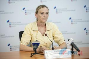 ЛНР и ДНР призвали ОБСЕ назвать истинную причину срыва заседания гумподгруппы – Кобцева