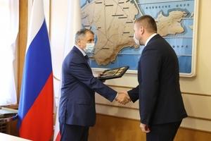Председатели парламентов ЛНР и Крыма обсудили перспективы сотрудничества