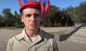 """Командир отряда: """"Членство в """"Молодой гвардии – Юнармии"""" дает возможность проявить себя в обществе"""""""
