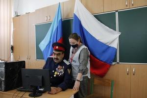 Участие в выборах в Госдуму является долгом каждого сознательного гражданина – казаки ЛНР