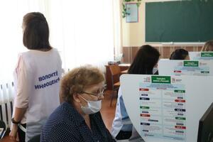 Жители ЛНР гордятся возможностью участвовать в выборах депутатов Госдумы – луганчанка
