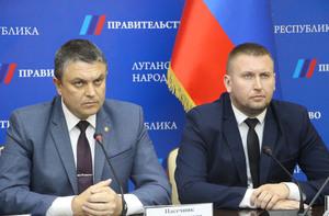 ЛНР и ДНР займутся восстановлением домов и соцобъектов по программам развития – Пасечник