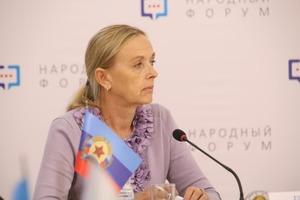 Работа спецгруппы позволяет захоронить жертв агрессии ВСУ с соблюдением обрядов – Кобцева