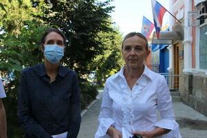Глава миссии ООН по правам человека на Украине посетила удерживаемых в ЛНР лиц