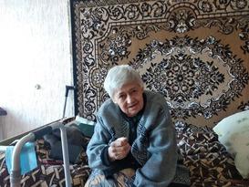 """Подопечная Луганского гериатрического пансионата: """"Здесь оказалось так хорошо!"""""""