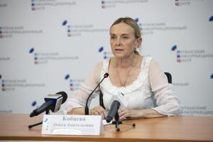 Киев фактически отказался от своих обязательств по гуманитарным вопросам – Кобцева