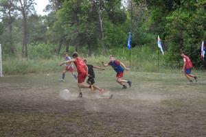 """""""Лига дворового футбола - 2021"""" завершилась в Брянке"""