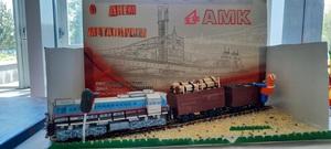 Профсоюз организовал для работников АМК выставки и соревнования ко Дню металлурга