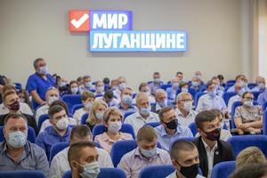 Депутаты ЛНР за два месяца провели 60 выездных встреч с жителями отдаленных территорий