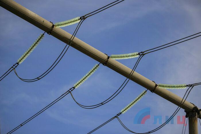 """Плановые ремонтные работы на высоковольтной линии 500 кВ """"Шахты-Победа"""", 9 октября 2021 года"""