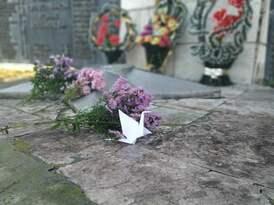 Жители Республики в День Белых журавлей почтили память погибших воинов