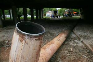 Жертв и пострадавших в результате взрыва газопровода в Луганске нет - МЧС