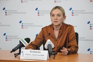 Киев с января 2020 года не предоставлял ЛНР информацию об удерживаемых лицах – Кобцева