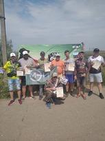 Республиканский турнир по рыбной ловле собрал в Лутугинском районе 18 команд