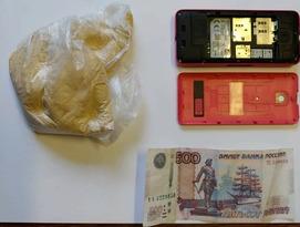 Правоохранители пресекли передачу осужденному телефона, денег и дрожжей – МВД