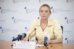 OSCE coordinator's position enables Kiev not to discuss agenda - Kobtseva