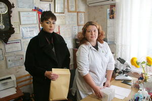 Спецгруппа отправила на ДНК-анализ в ДНР образцы крови родных без вести пропавших лиц