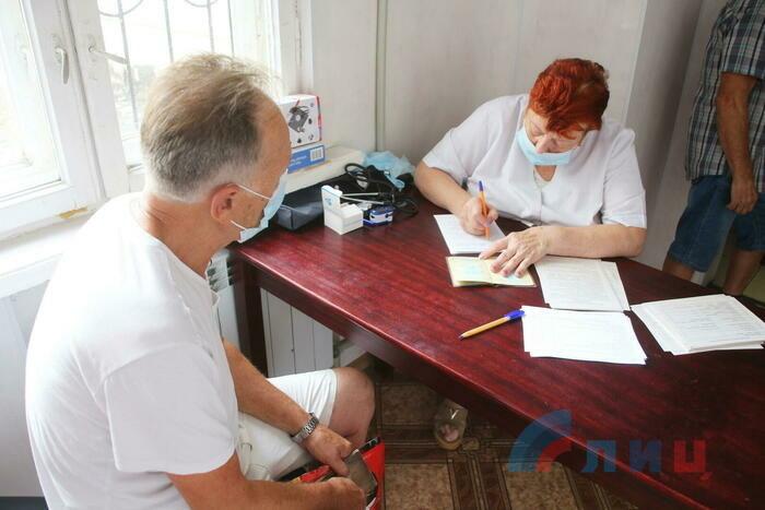 LPR begins Sputnik Light rollout, Lugansk, July 30