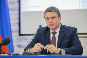 Pasechnik: Ukrainians to vote for peace in Donbass in possible referendum