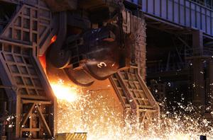New investor pays Alchevsk steel mill's six-week wage debt - trade union