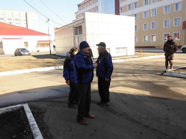 ЛНР передала украинской стороне тела восьми военных, погибших под Дебальцево