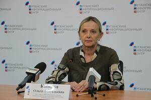 Киев должен возобновить диалог с ЛНР и ДНР по освобождению удерживаемых лиц – Кобцева