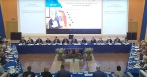 Представители профсоюзов ЛНР принимают участие в международной конференции в Москве