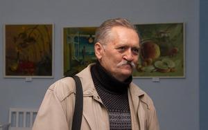 ЛГАКИ приглашает на выставку работ заслуженного художника ЛНР Павла Борисенко