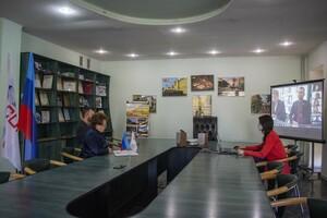 Предприниматели ЛНР обсудили перспективы ведения бизнеса в едином таможенном пространстве